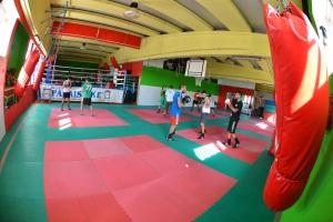 Palestra Palaistikè cagliari: lezione di boxe