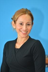 L'insegnante di Danza Daniela Zedda