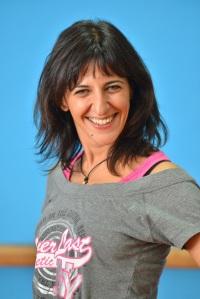 L'istruttrice Ada Urpis